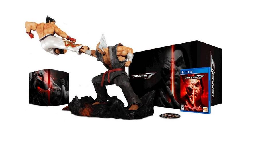 Cheap Ass Gamer On Twitter Pre Order Tekken 7 Collector S Edition X1 Ps4 149 99 Gcu 119 99 Via Best Buy Https T Co Fzttyyf23t