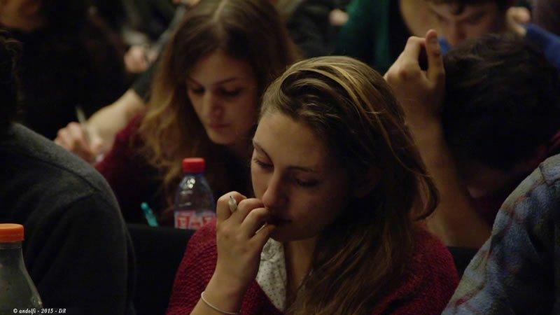 RT @Citazine #Cinema Dans son docu #LeConcours, Claire Denis dévoile le système de sélection (impossible ?) de La #Fémis 🎥 https://t.co/WnWUX8KuIn
