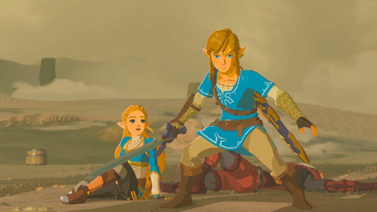 """[Switch] Zelda: Breath of the Wild : 2 spots TV FR et le nouveau trailer """"Guard"""""""