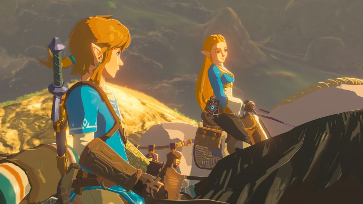 [Switch][Wii U] The Legend of Zelda: Breath of the Wild - L'image du jour (24/02)