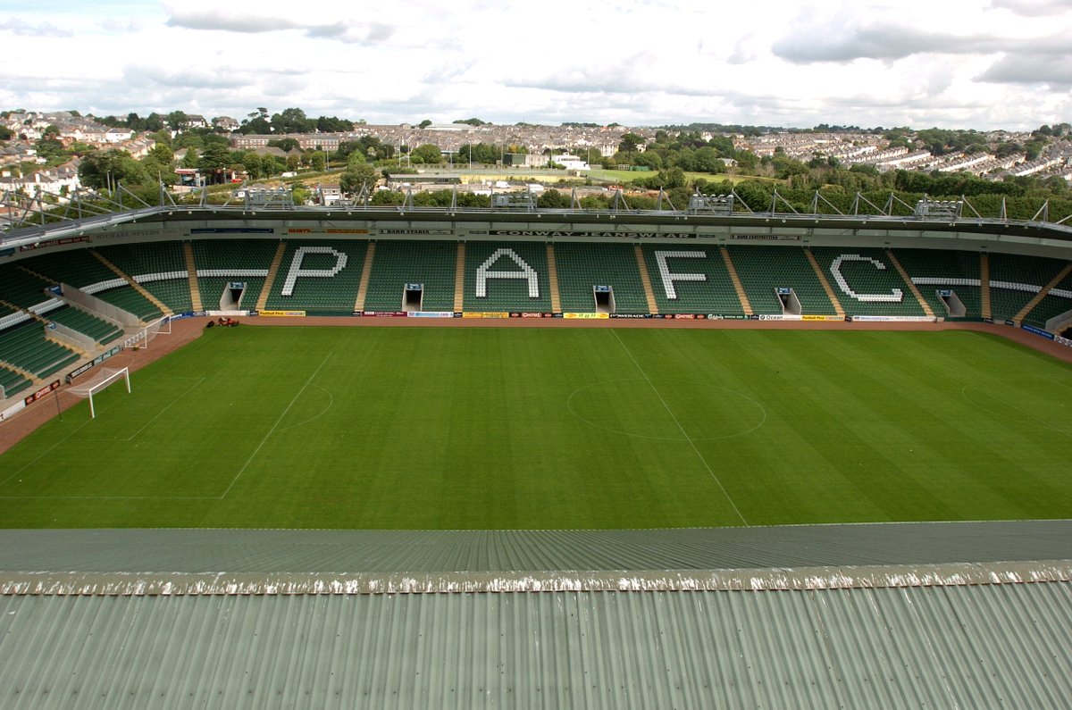 Plymouth Argyle FC On Twitter SOLD OUT Available Home Park Capacity Reached For Saturdays Devon Expressway Derby Pafc ARGEXE Tco YnqSF5qn2t