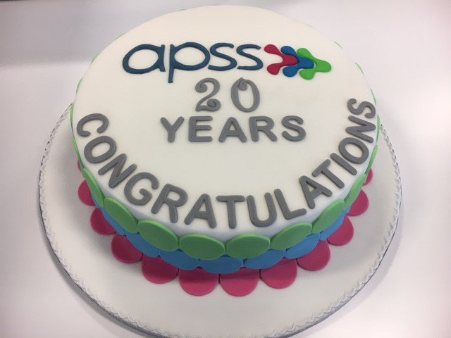 Apss On Twitter Thank You To Sweet Dedicaketion By Donna For The
