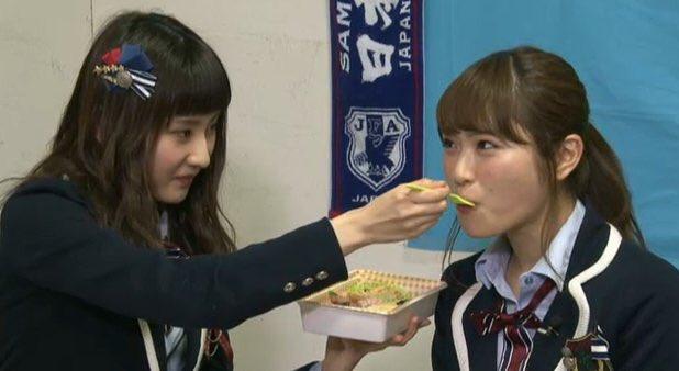 「 #福キャプテン佳奈江⚽️」  モカさんの手作りサッカー飯をあ〜んとしてもらったり、磯ちゃんを抑え…