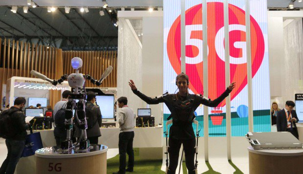 Hong Kong behind in 5G mobile preparations, says HKT