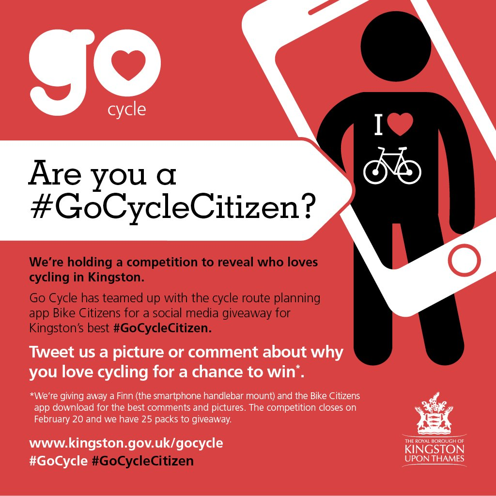Kingston Council On Twitter Our Gocycle Team Loves Sharing Info