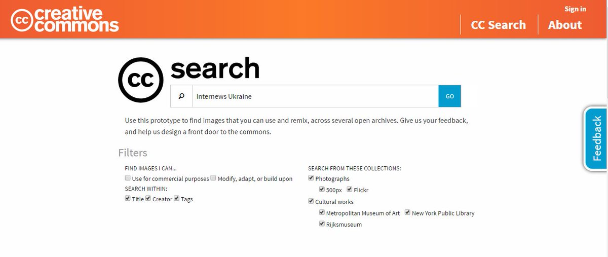 creative commons cc search - 941×525