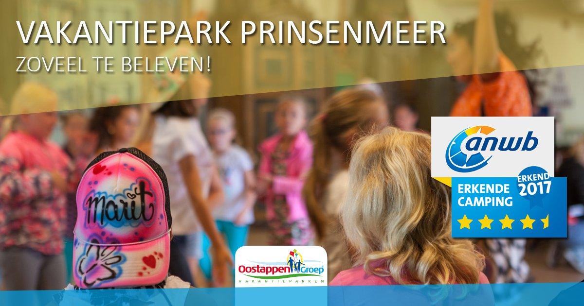 Nog geen keuze gemaakt voor de #zomervakantie? Vakantiepark #Prinsenmeer is beoordeeld met 4,5 sterren door de @ANWB! #kamperen #camping