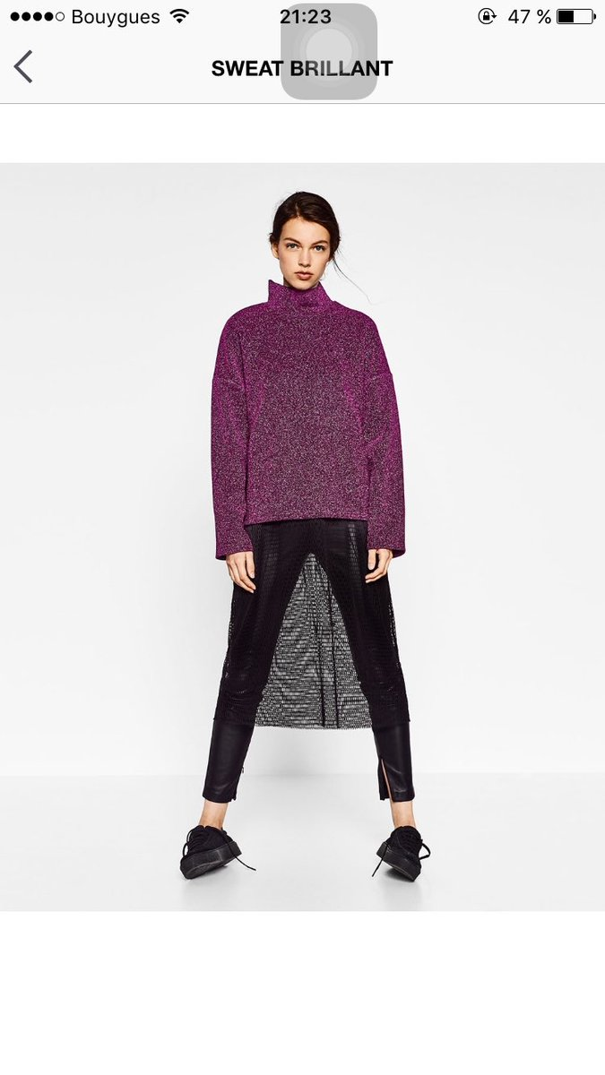 Petite commande chez Zara avec FDP gratuit -&gt; 5,99€   #Soldes #Zara #fbloggers<br>http://pic.twitter.com/tVEDnt8Q5a