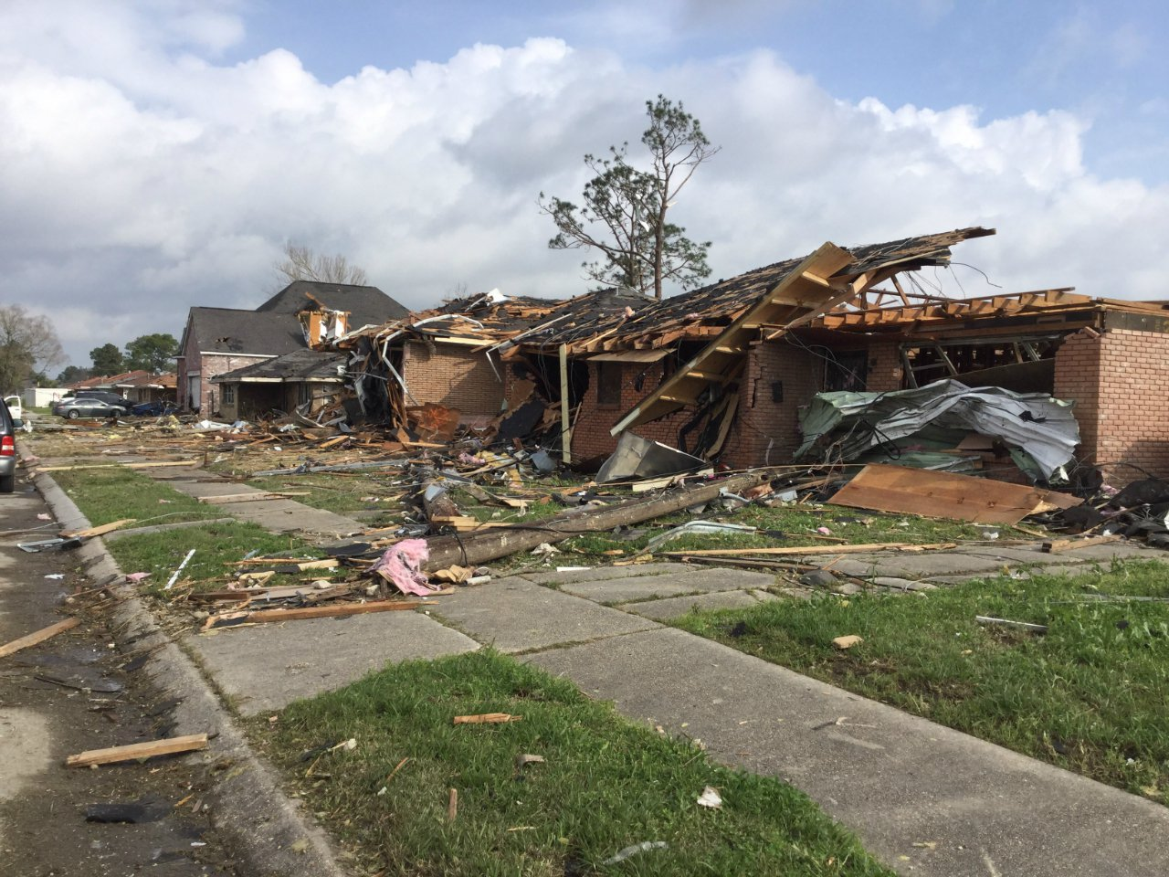Nws New Orleans On Twitter Quot A Few Photos From Tornado