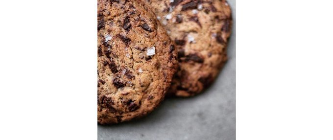 The Mast Brothers' chocolate cookies recipe