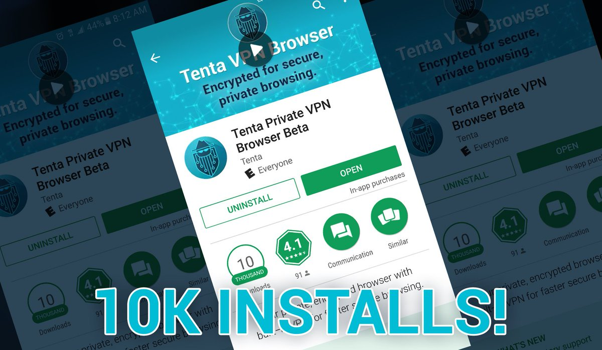 Get your free install here: https://play.google.com/store/apps/details?id=com.tenta.android&referrer=utm_source%3Dtwitter  …pic.twitter.com/yMZhhTaEkx