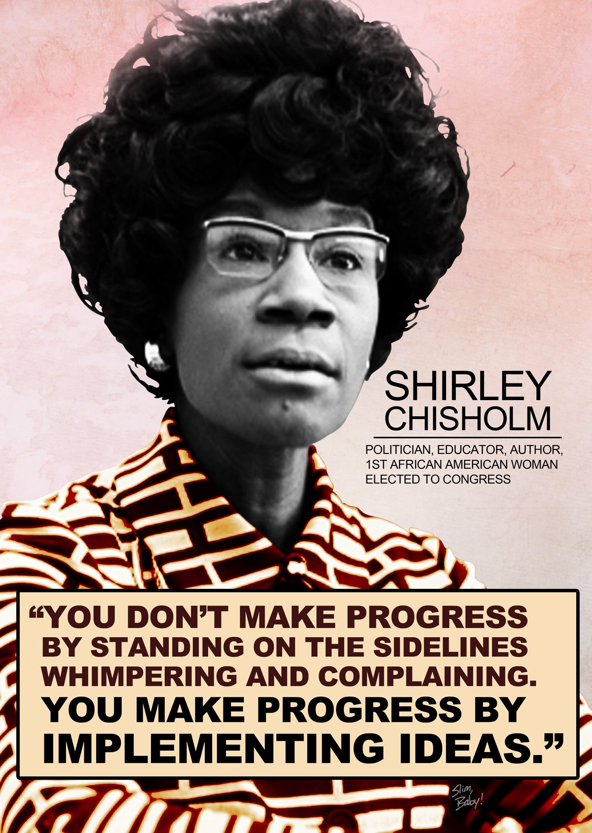 "Famous African American Quotes Brooklyndad_Defiant On Twitter ""shirley Chisolm First African"