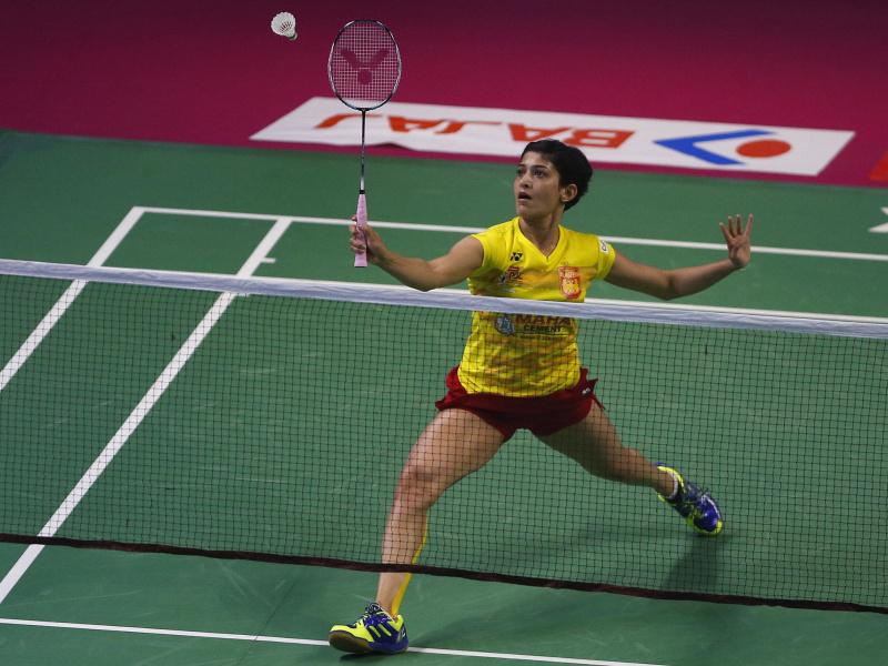 Image result for Tom, Yusuf played key roles in improving my net play: Ashwini Ponnappa