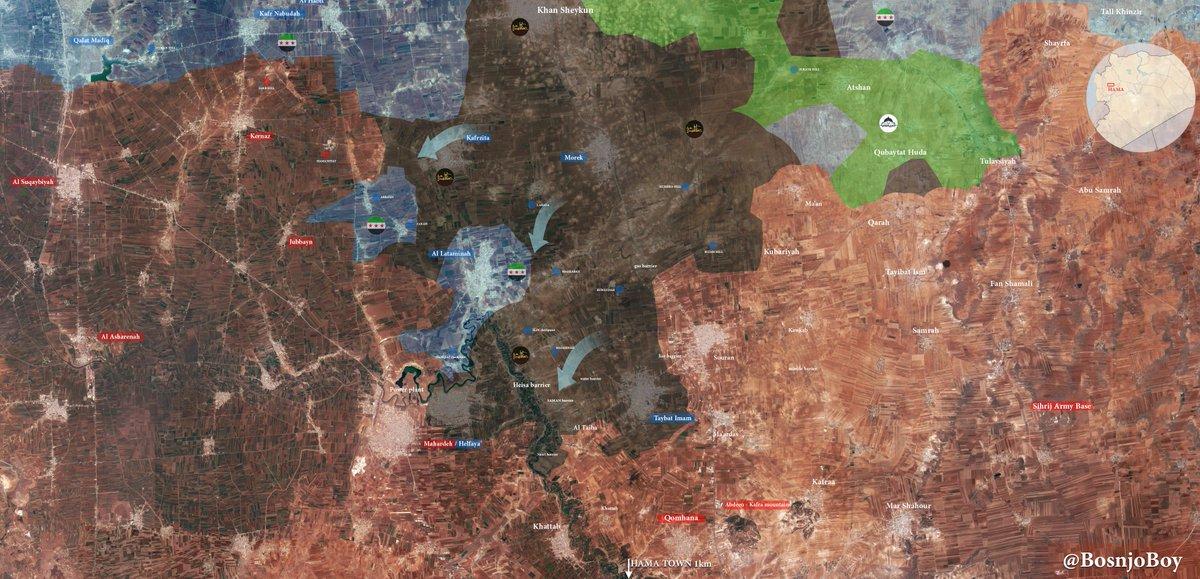 Syrian War: News #11 - Page 32 C4KT4m9WQAEC7Lg
