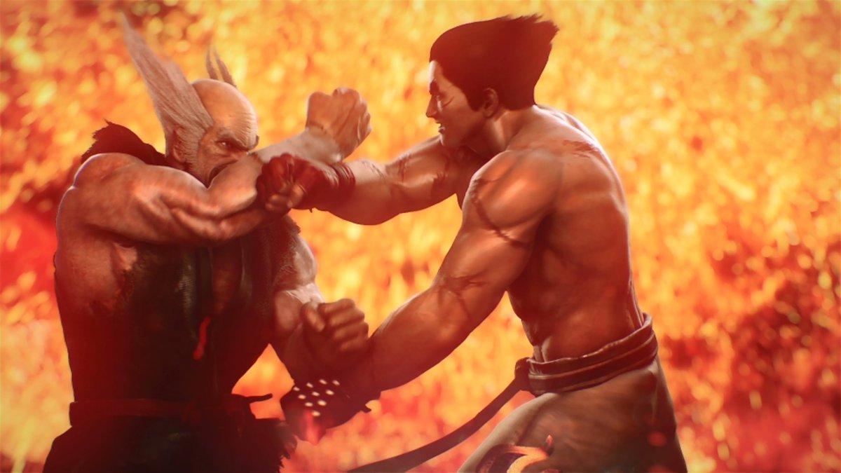 Tekken On Twitter Could The Next Showdown Between Kazuya And