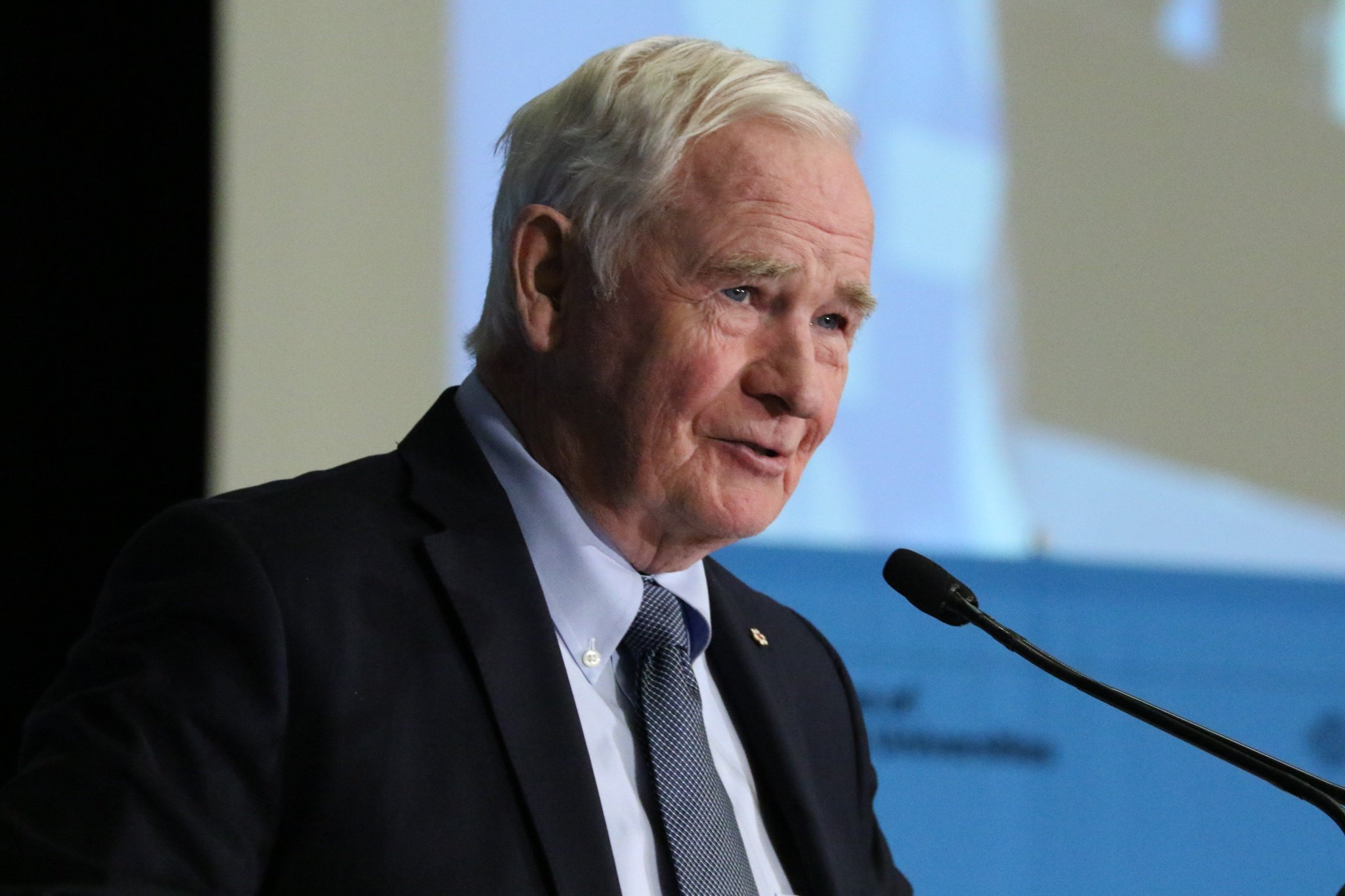 Thumbnail for #Converge2017: His Excellency the Right Honourable David Johnston, Governor General of Canada
