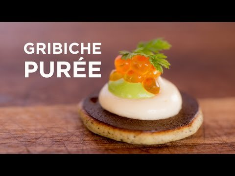Gribiche Purée #ChefStep #Food #Recipes #Yummy