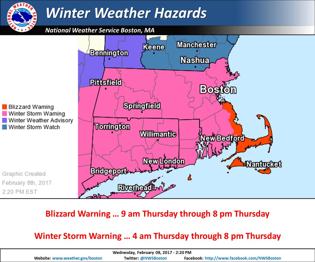 Blizzard Diagrams Mph Car Wiring Explained Harness Nws Boston On Twitter Warnings For Southeast Coastal Ma Rh Com Chart How