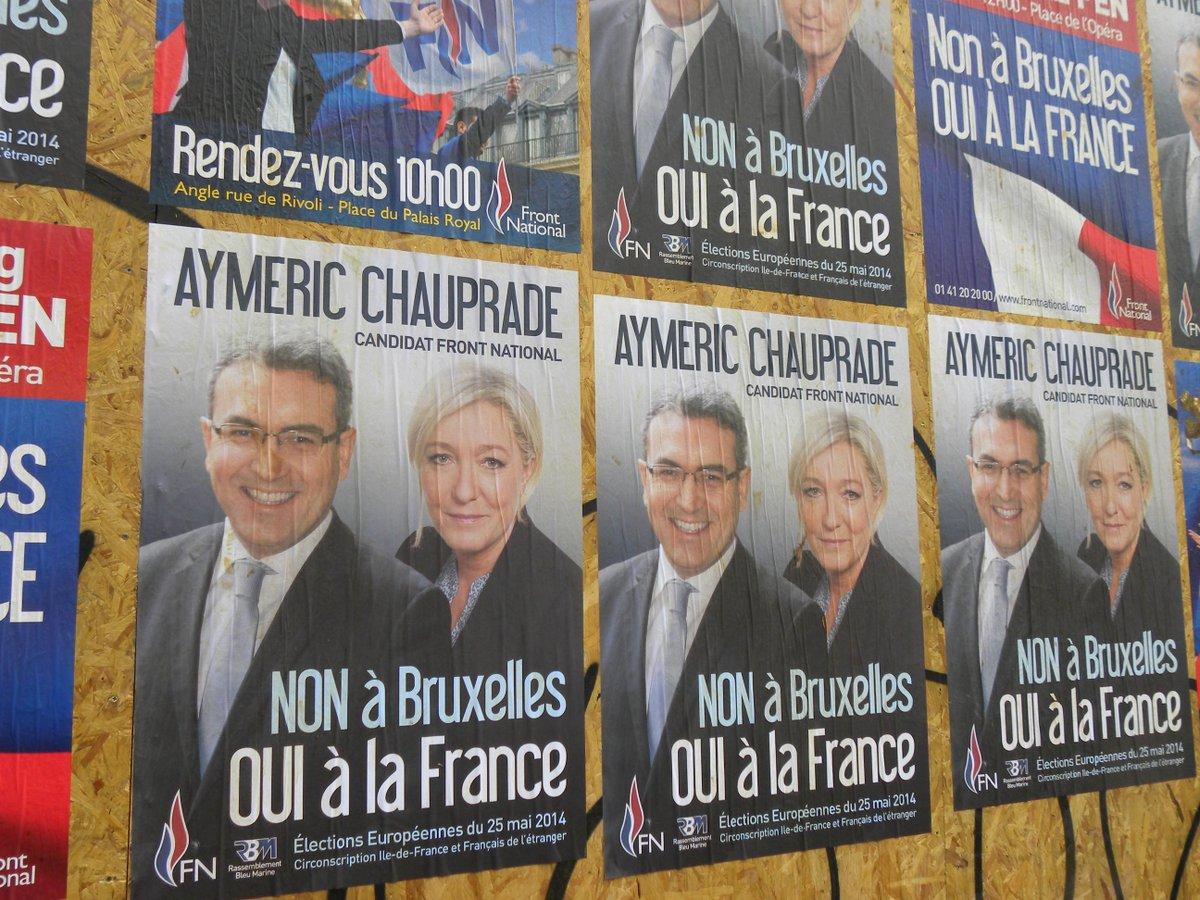 ルペンが第二次投票でも勝って大統領になった場合、フランスのユーロ圏およびEUからの離脱は確実。機関投…