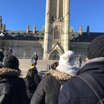 """""""Canadians continue to respond overwhelmingly to help those blocked out and pushed down"""" #dayofsolidarity #ottnews @uocommonlaw"""