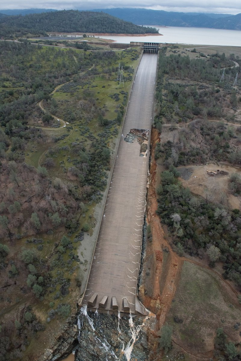 Days That Nearly Brought Disaster to the Oroville Dam | The Bill