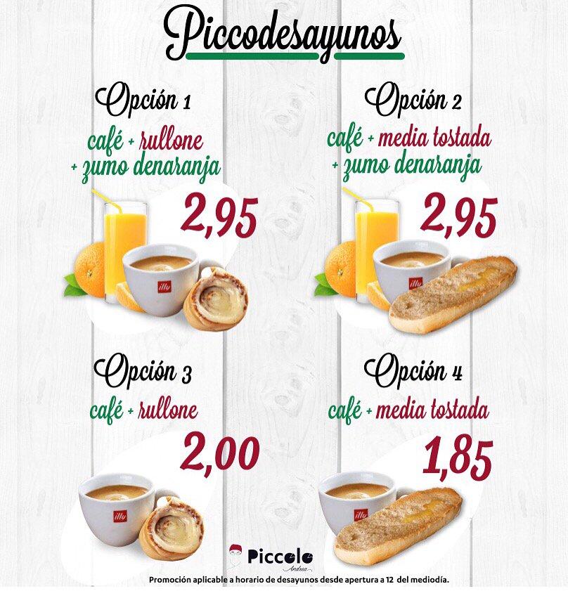 Dicen que el desayuno es la comida más importante del día... Por si acaso es verdad, te dejamos esto :) #recodigas54