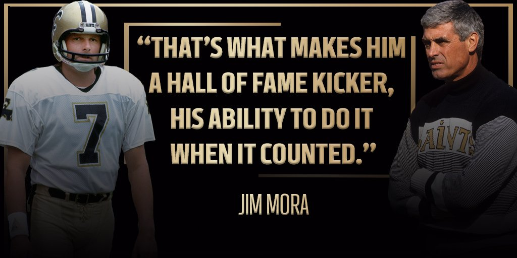 Jim Mora reflects on Morten Andersen s Hall of Fame career and what made  him so valuable bf4f97fc2