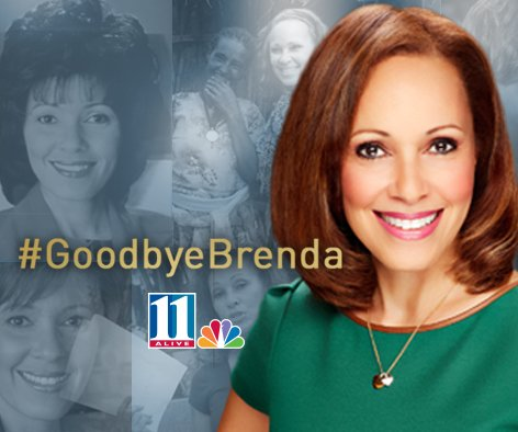 Today marks the start of a new journey for Brenda Wood. Wish her well on her next step! #GoodbyeBrenda https://t.co/rV4YQ0kpfC