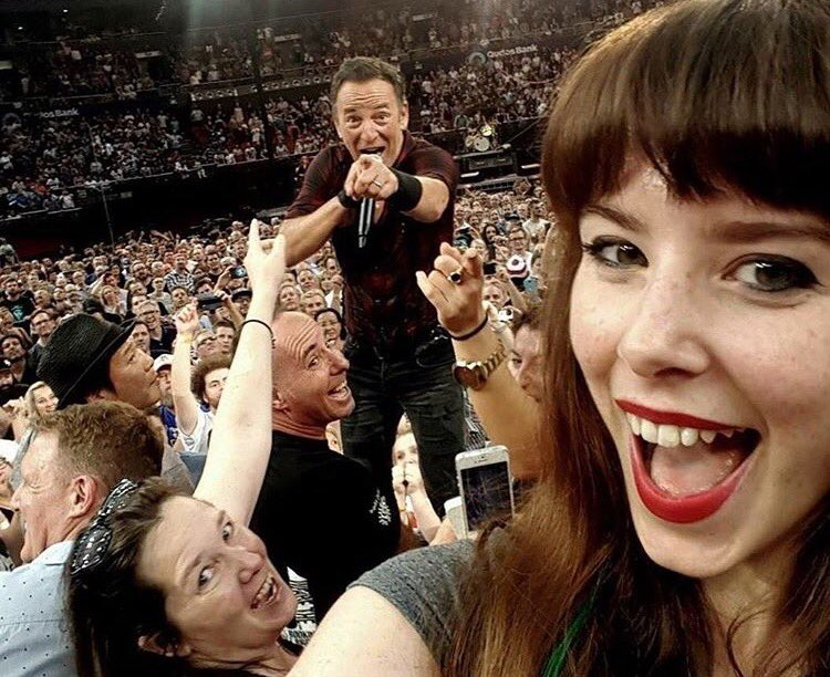 Just, well... brilliant! @springsteen https://t.co/gBW00p6vvb