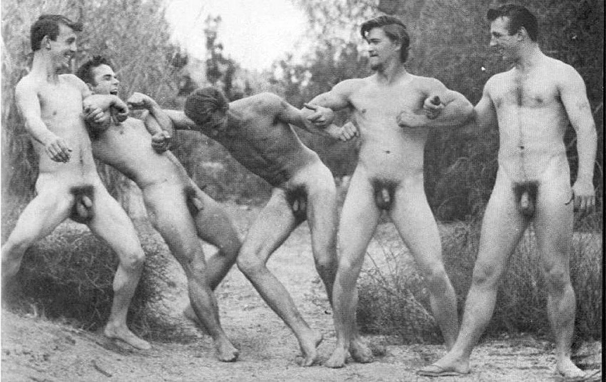 Christmas nude male-4154