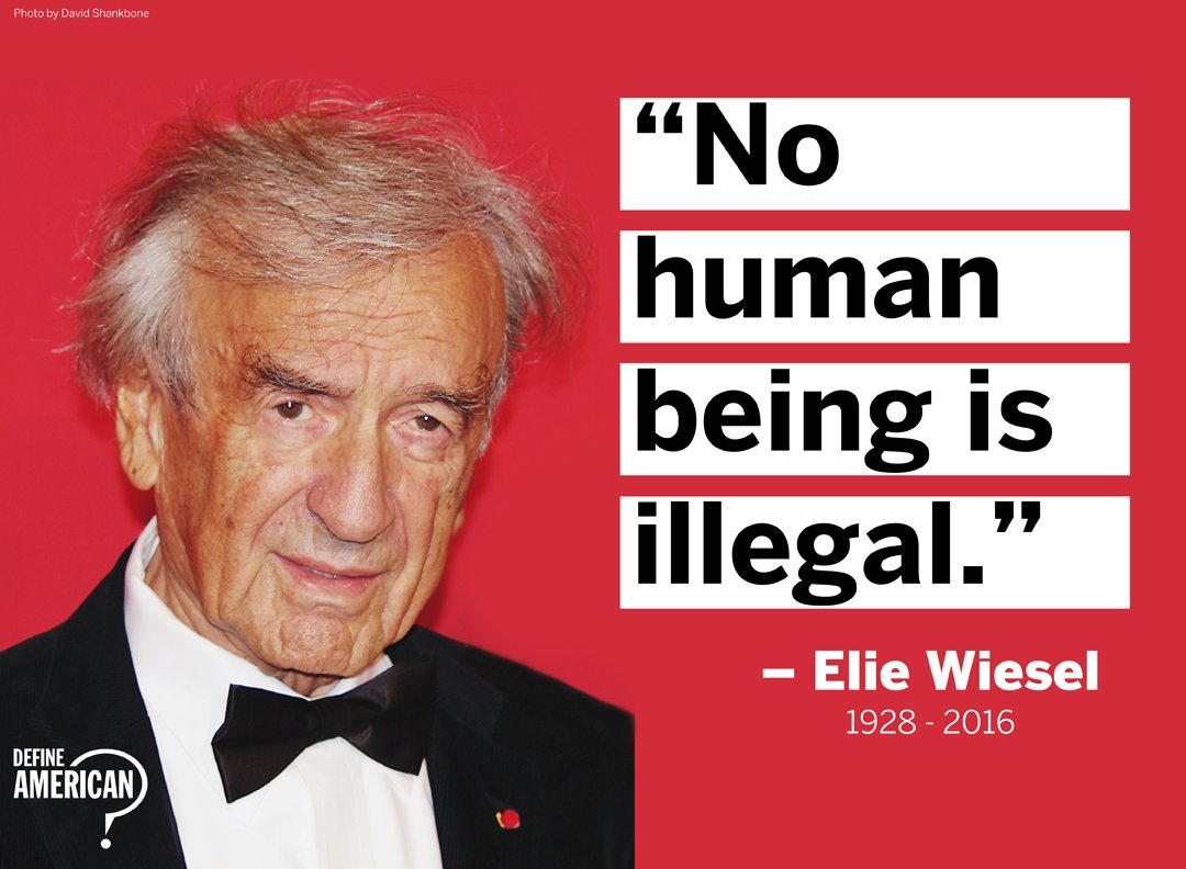No human being is illegal. #SayAnythingNonPolitical https://t.co/CsXKaLIKlo
