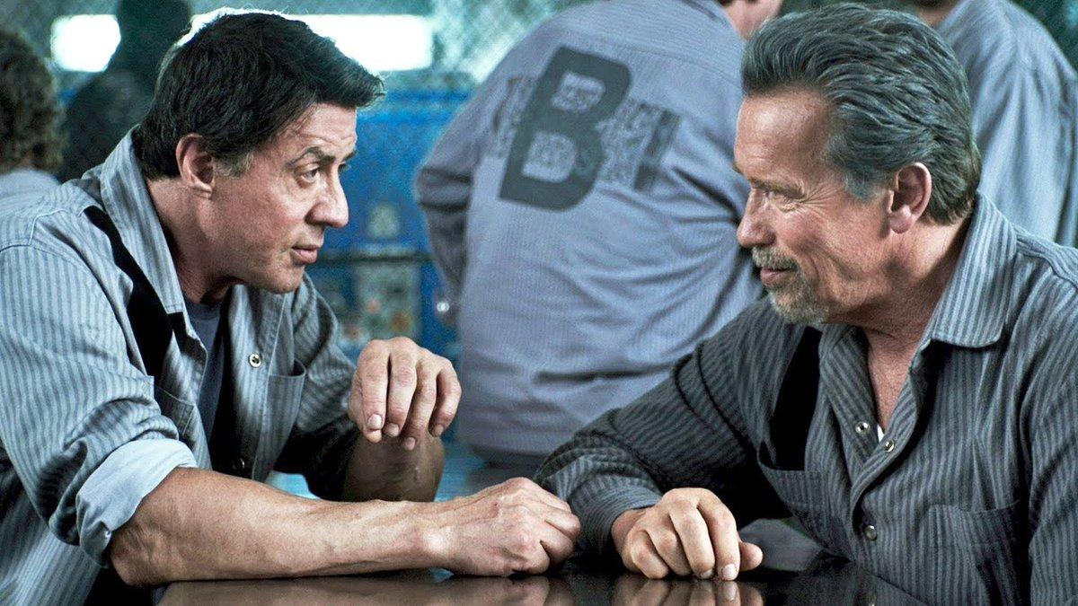 スタローン&シュワルツェネッガー共演で話題になった映画「大脱出」続編の制作が決定。スタローン扮するセ…