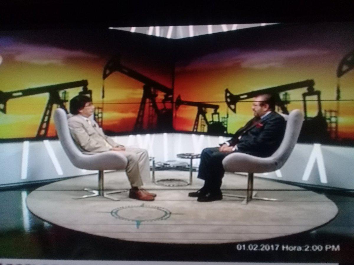 En 'Brújula Internacional' x Globovisión con el Emb. Julio Cesar Pined...