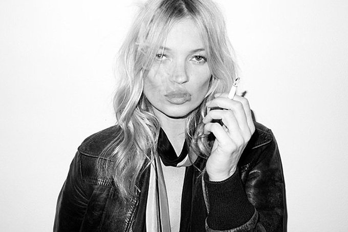 Kate Moss has appeared on how many Vogue covers?!