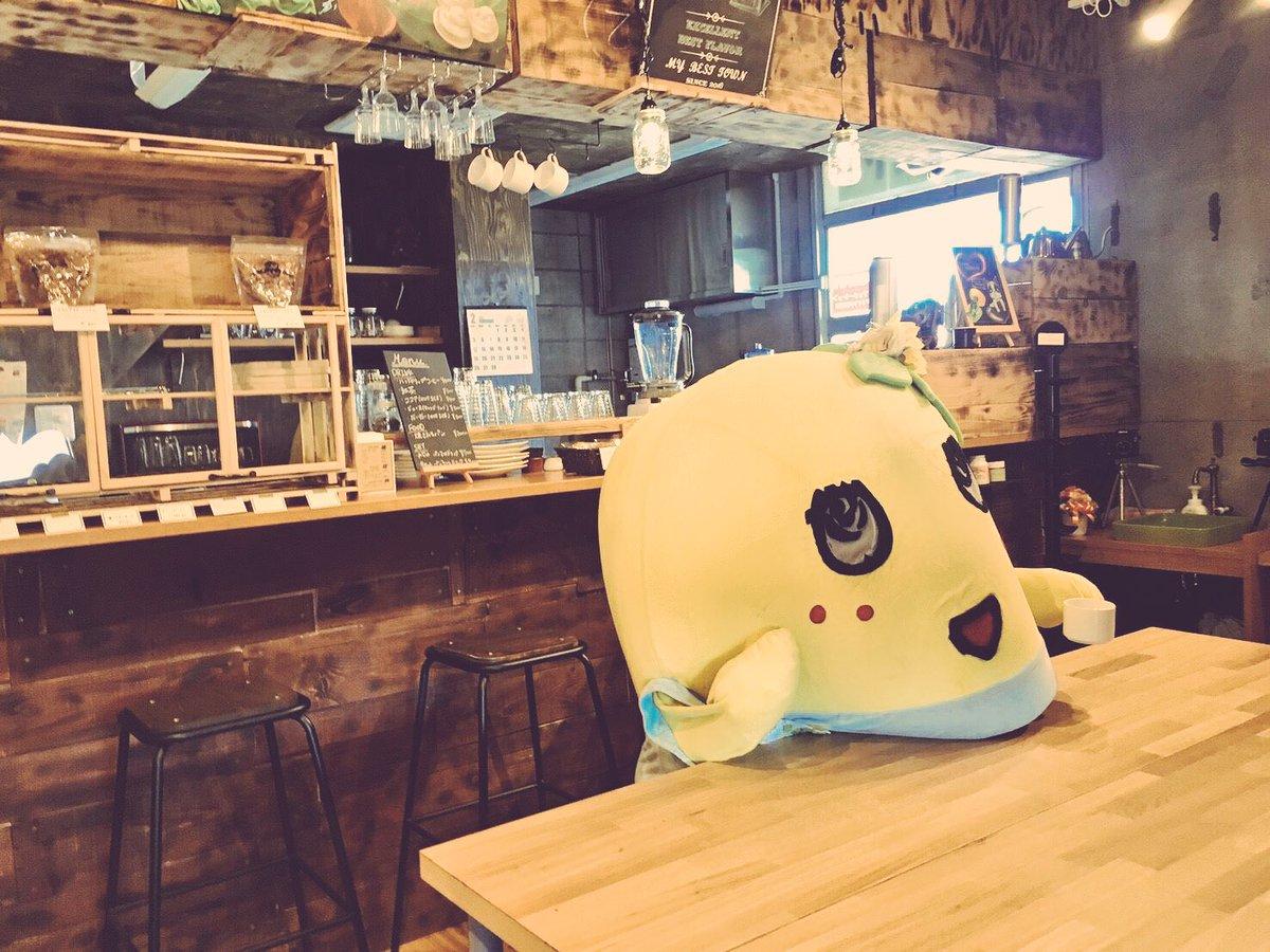 (。゜▽゜)シャクレコーヒータイム  #ふなばし市場カフェ #ザキヤマコーヒー