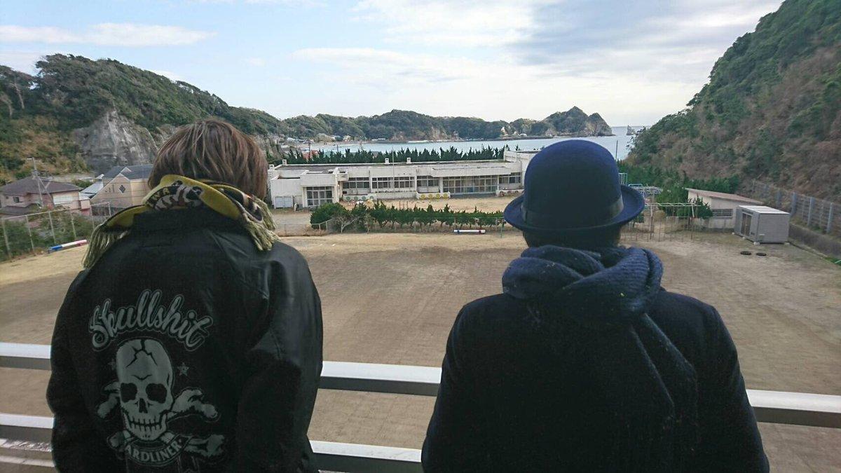 淳の休日 勝浦市の過疎化を考える… 淳の休日視察団が感じた事…  景観や美味しい食べ物 田舎ならでは…