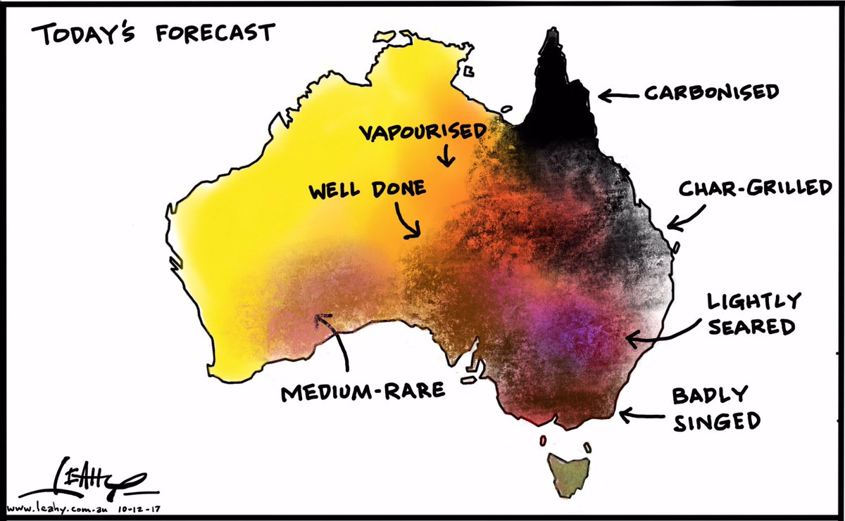 Map Of Australia Meme.Leahy Cartoons On Twitter Heatwave Heatwave Weather Qldpol