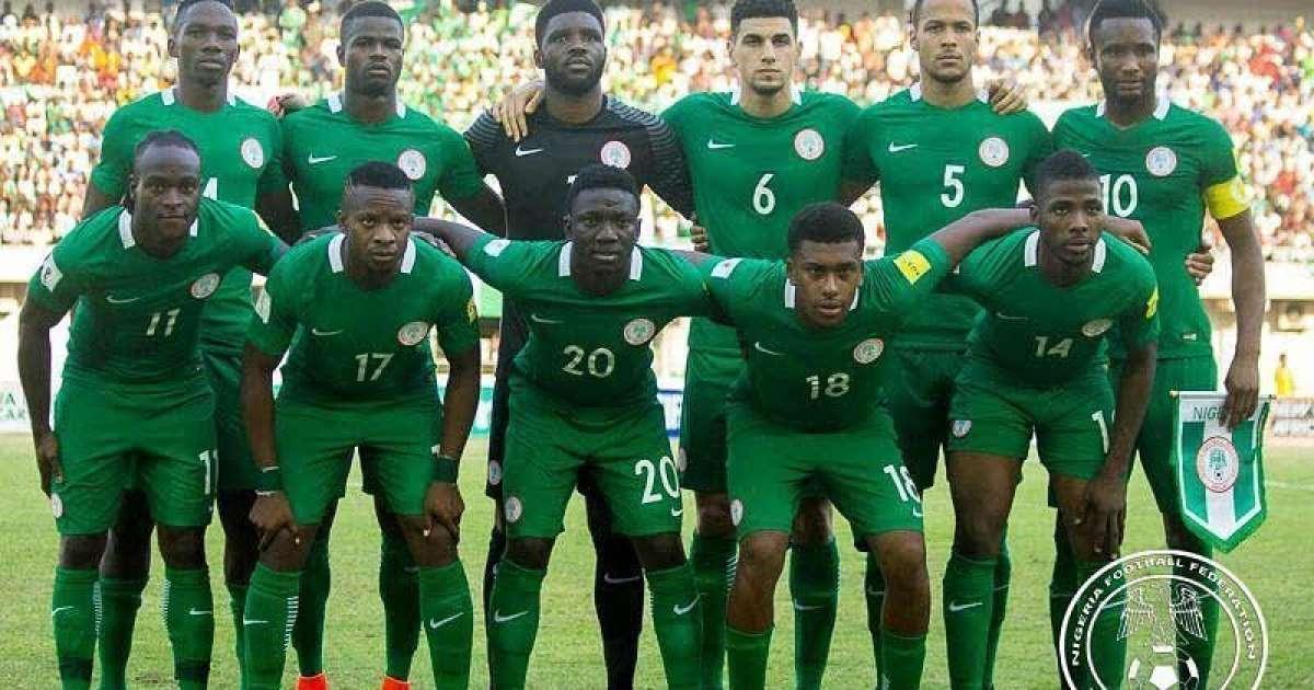 FIFA Ranking Super Eagles Move Up 9 Places Despite AFCON