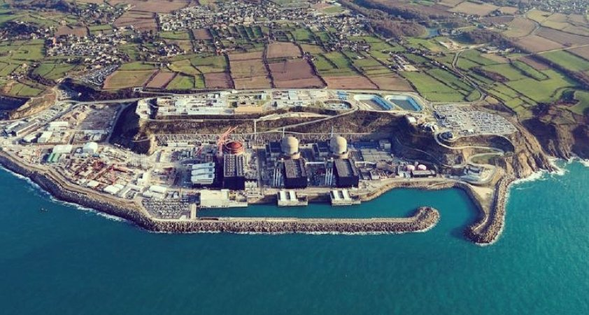 Incidente alla centrale nucleare Flamanville in Francia