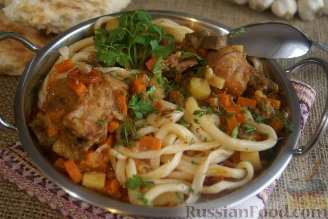 Блюда из мяса на сковороде рецепты с фото