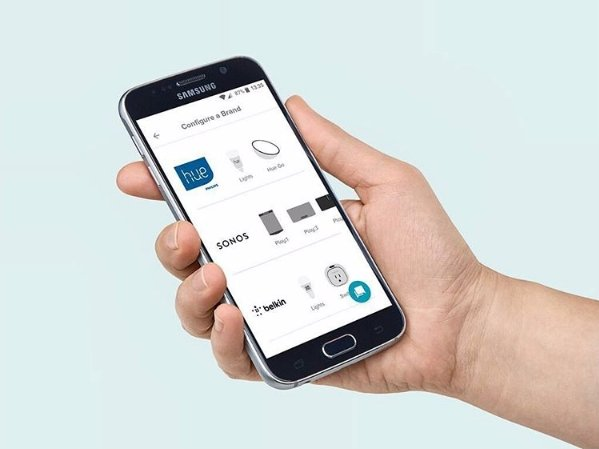 Try @YetiSmartHome to control all smart devices you have at home with a single app. Works with #Sonos, #WeMo, #Netatmo, #PhilipsHue, #Lifx.<br>http://pic.twitter.com/pGCPD6ezYJ