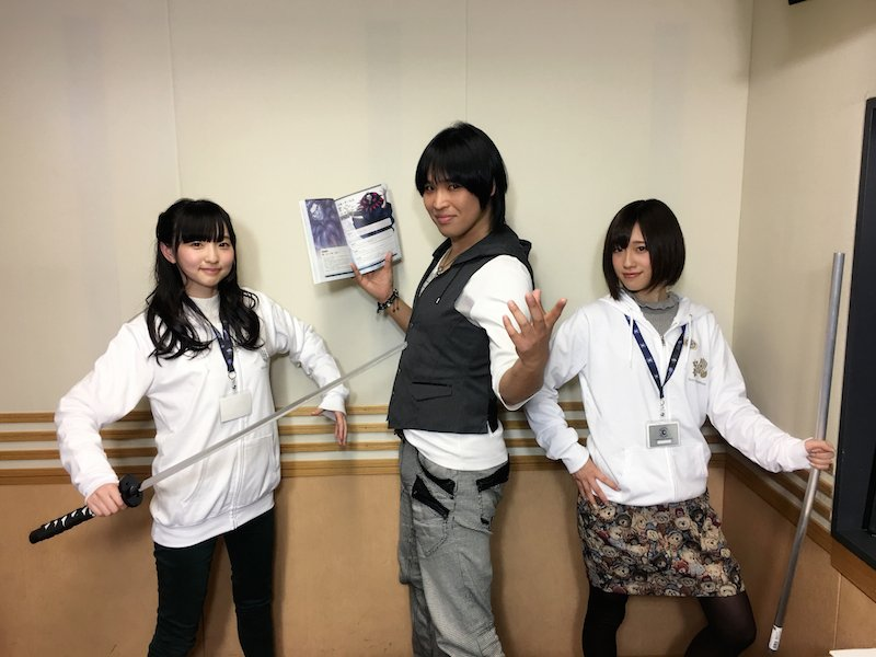 超!A&G+版第5回の放送レポートを更新しました! joqr.co.jp/fgo/    放送後コメ…
