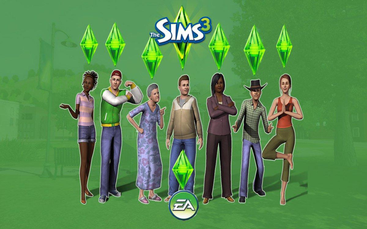 Моды на sims 3