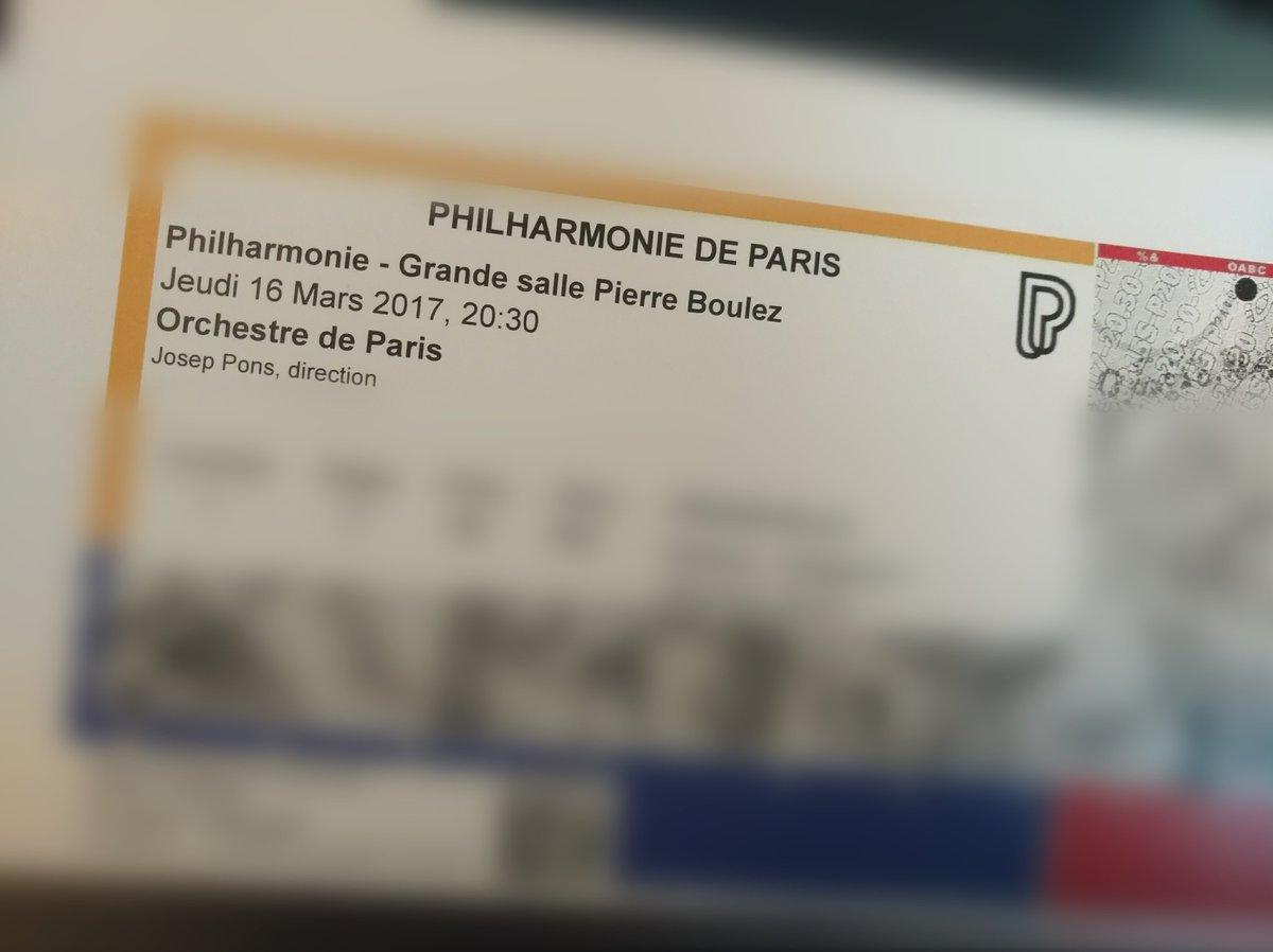 Merci @AgenceSTJOHNS &amp; @Bruno_Fradin pour les places pour la @philharmonie de Paris, je vais me régaler ! #Voeux2017 <br>http://pic.twitter.com/nDj9tVW0KF