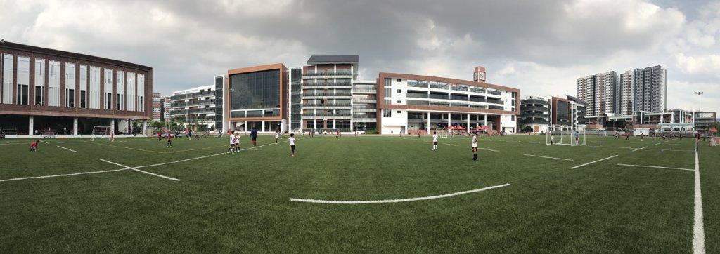 ACSIS U11 Soccer ⚽️ @ISSsingapore 0-0 DCSG #isspride https://t.co/5sUWqNGmXa