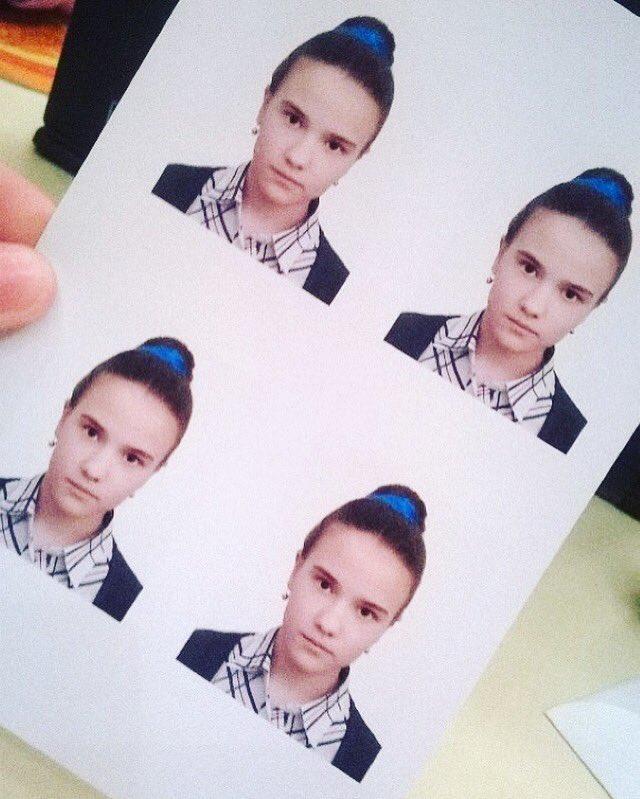 загран паспорт фото цветное