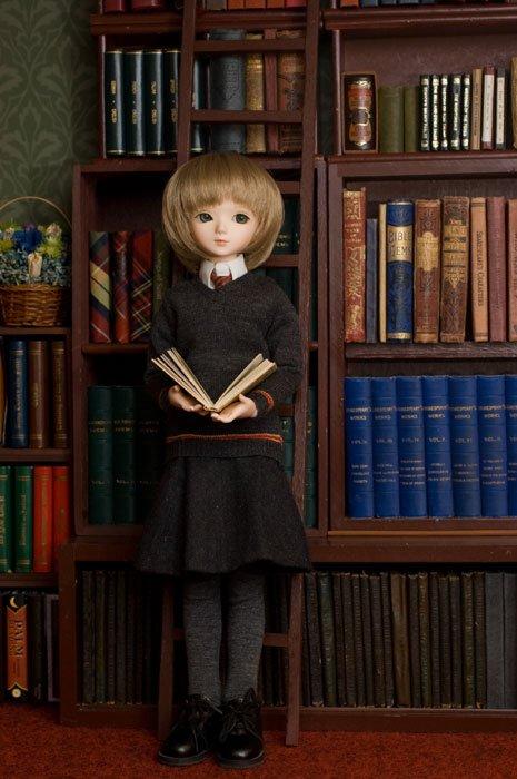 たいていの読書は「死者との交流」でありますから、図書館に幽霊の類が出没するのは当然の帰結。あるいは読…