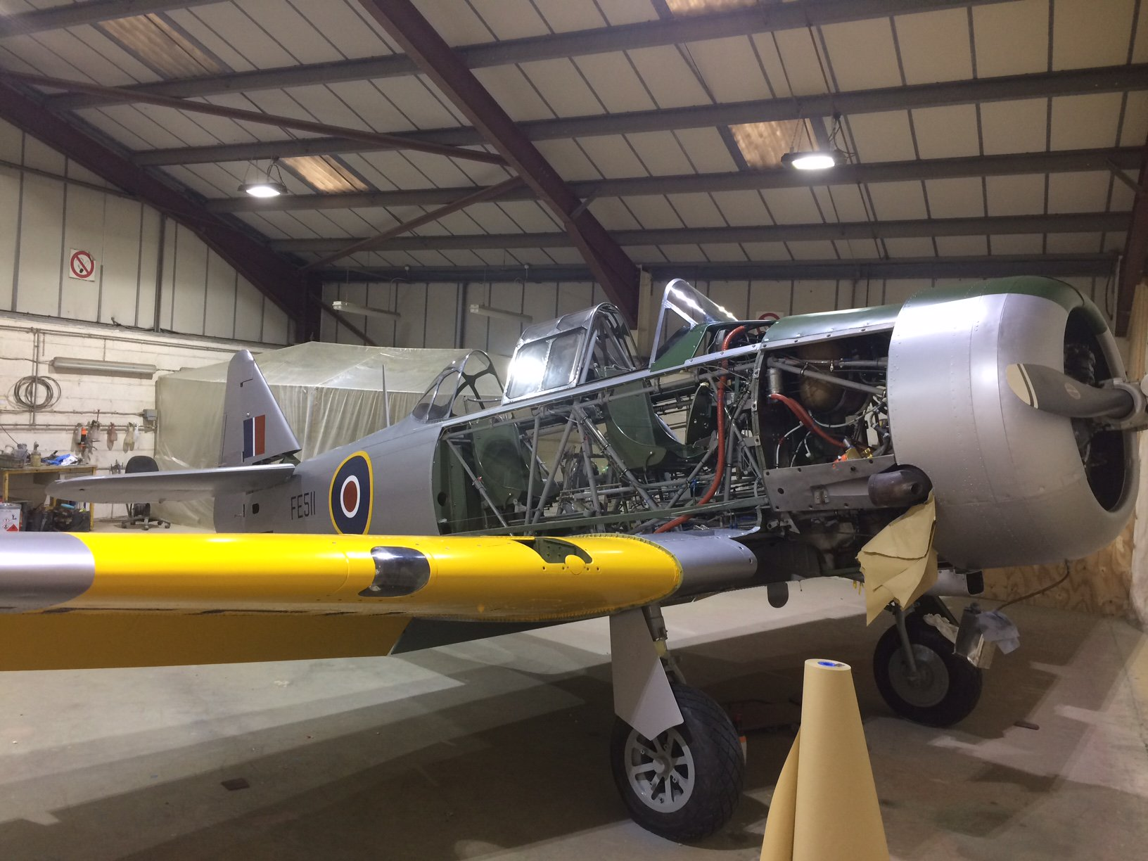 "RGV Aviation Ltd on Twitter: ""RGV Spray Shop with ..."