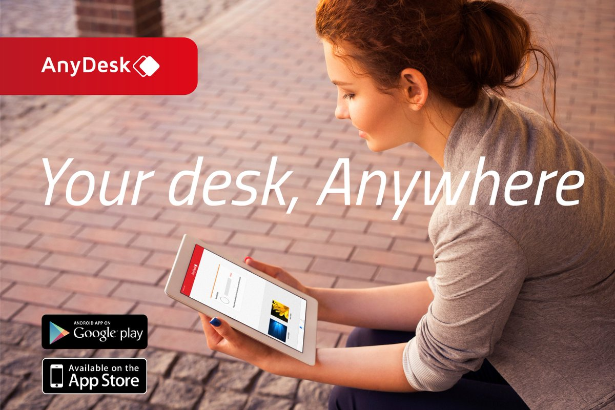 AnyDesk Software on Twitter: