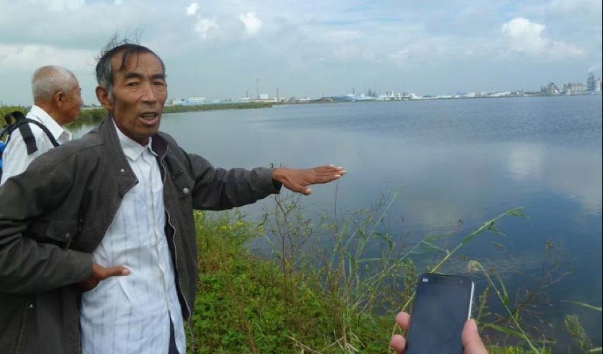 Chinese farmer studies law for 16 years to sue corporation for polluting his village: https://t.co/gPWecPZnND https://t.co/GKVn4Qx6FH